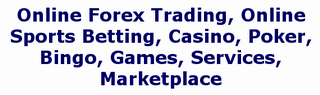 Etrade24.tripod.com - SportsBook, FOREX trading, Marketplace
